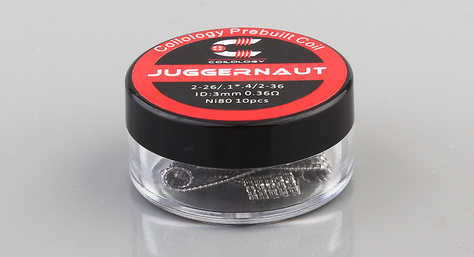 Product Image: authentic-ni80-juggernaut-wire