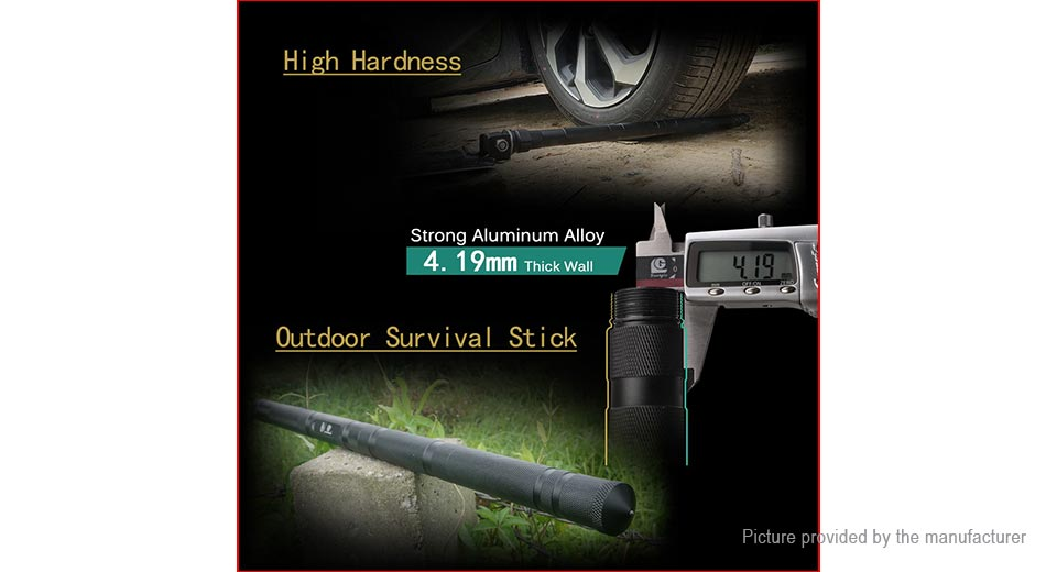 HX OUTDOORS Multifunction Outdoor Hunting Survival Folding Shovel