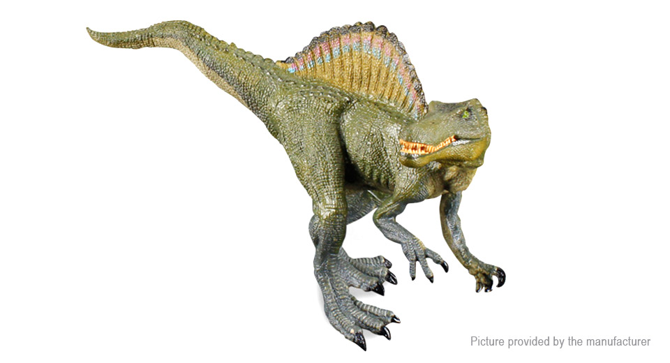Chengke Toys Spinosaurus Theropod Dinosaur Action Figure Doll Toy