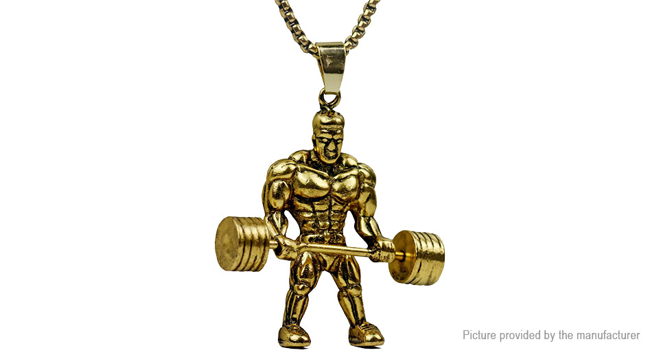 351 bodybuilding muscle man pendant necklace at fasttech bodybuilding muscle man pendant necklace aloadofball Images
