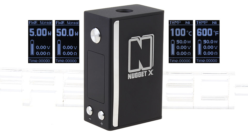 Product Image: authentic-artery-nugget-x-50w-2000mah-tc-vw-vv