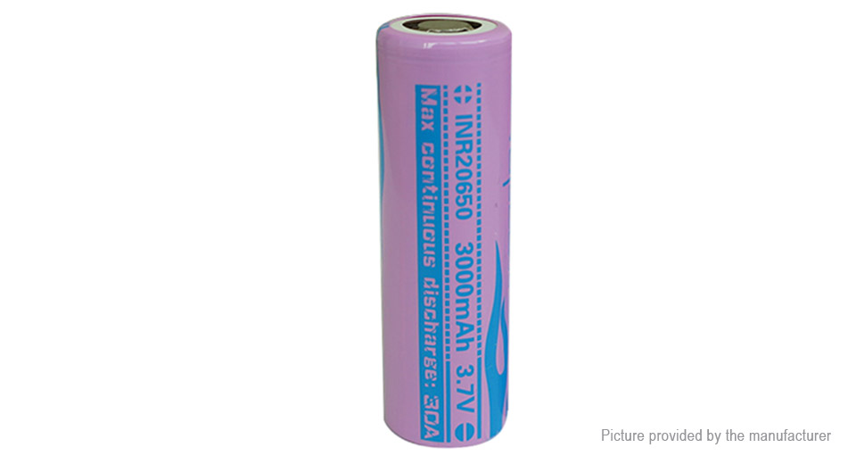 Product Image: vapcell-inr-20650-3-7v-3000mah-rechargeable-li