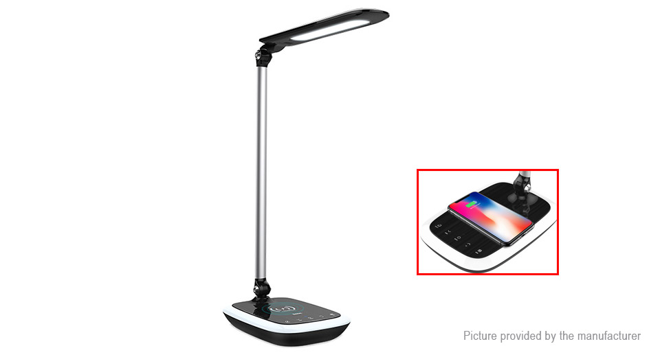 Authentic hoco Qi Inductive Wireless Charger Transmitter Desktop Lamp