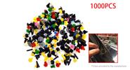 Auto Car Bumper Clips Retainer Fastener Rivet Door Panel (1000 Pieces)