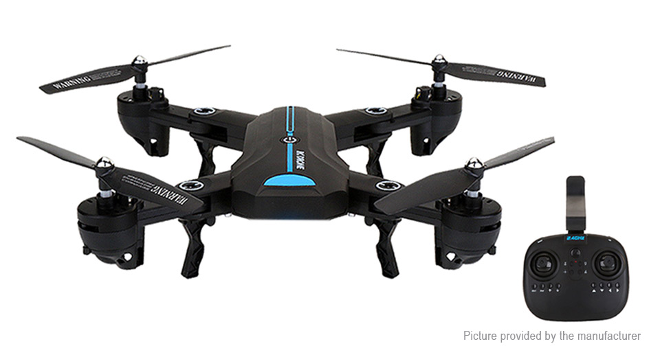 Product Image: authentic-global-drone-a6-folding-r-c-quadcopter