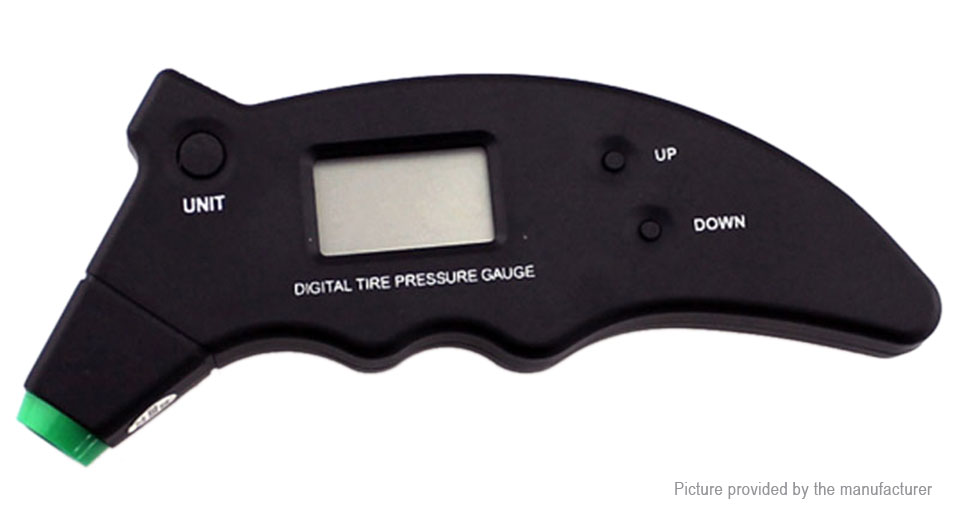 VST AP162 Car Digital Tire Pressure Gauge Meter