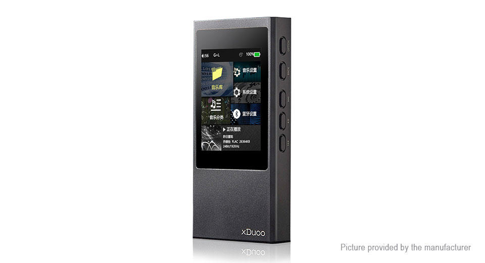 Product Image: xduoo-x20-portable-bluetooth-v4-0-hifi-lossless