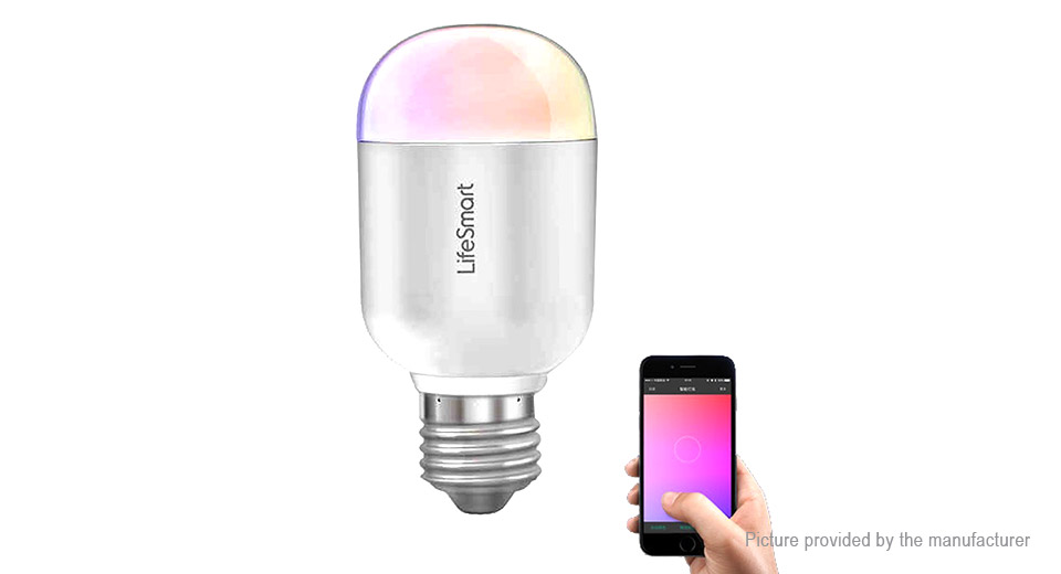 LifeSmart E27 Smart LED Bulb + Smart Home Gateway Set