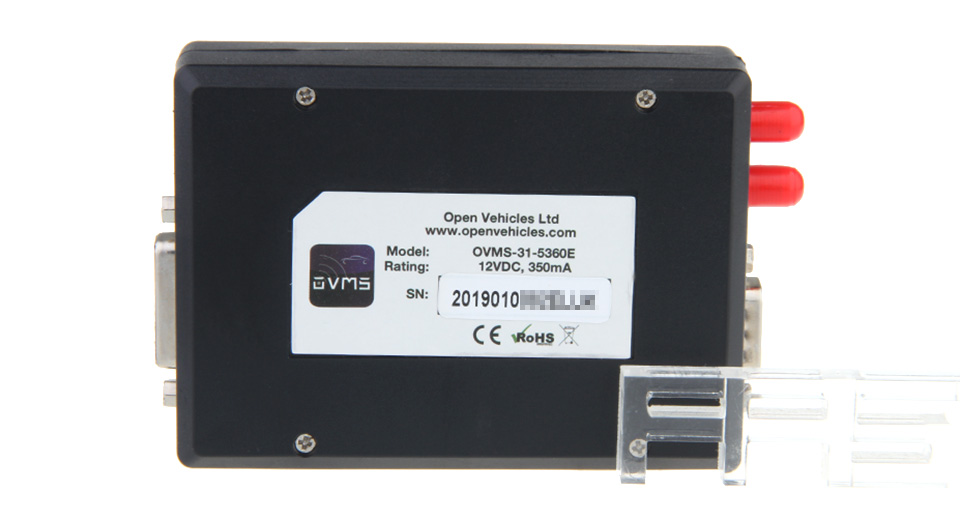 OVMS v3 Kit w/ SIM5360 3G Modem Module (EU Edition/NO SIM Card Included)