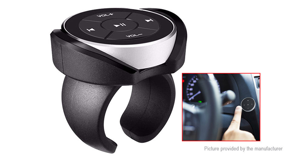 Product Image: car-steer-wheel-mounted-bluetooth-v4-0-media