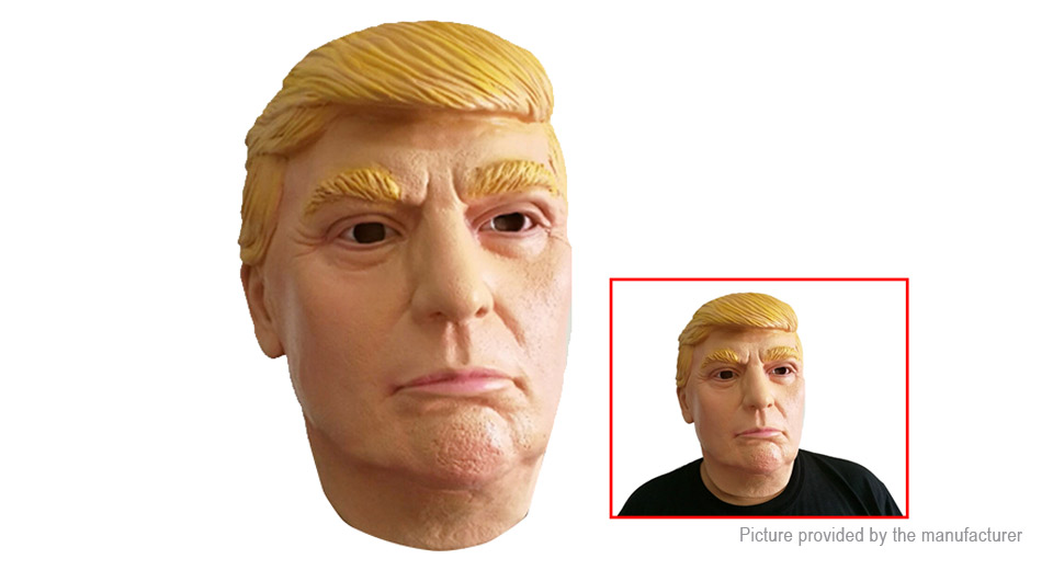 Product Image: donald-trump-celebrity-latex-costume-cosplay-mask