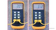 6802II Dual Channel K Type Digital Thermocouple Thermometer