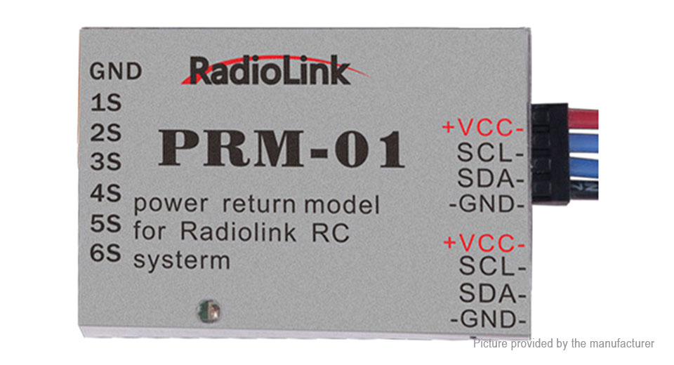 Product Image: authentic-radiolink-prm-01-power-return-model