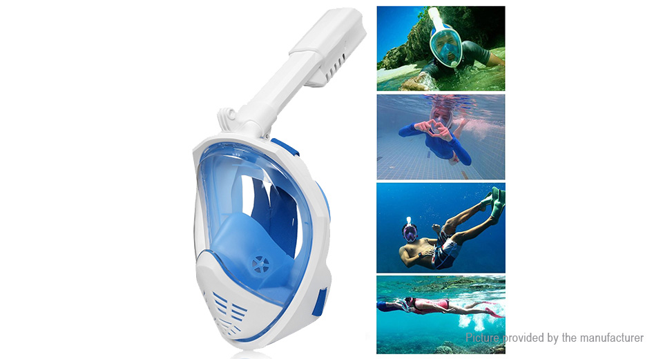 Product Image: foldable-full-face-diving-snorkeling-mask-size-s-m