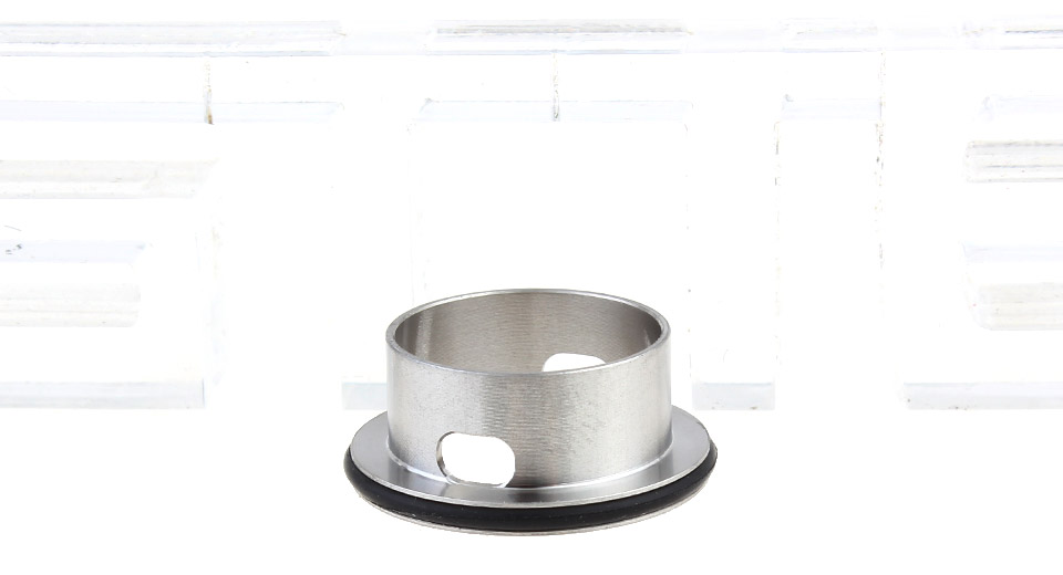 Coppervape 316 Stainless Steel Oval Hole Chimney for Dvarw MTL RTA Atomizer