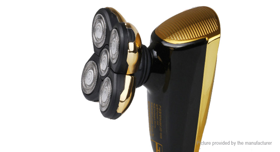 JINDING JD-608 Five Head Floating Electric Shaver Trimmer