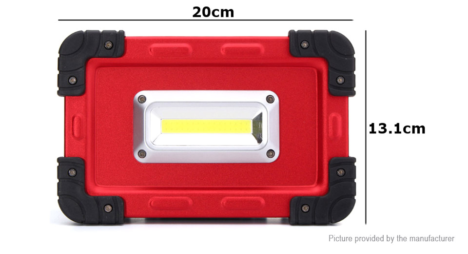 30W Portable Flood Light Spot Camping Lamp