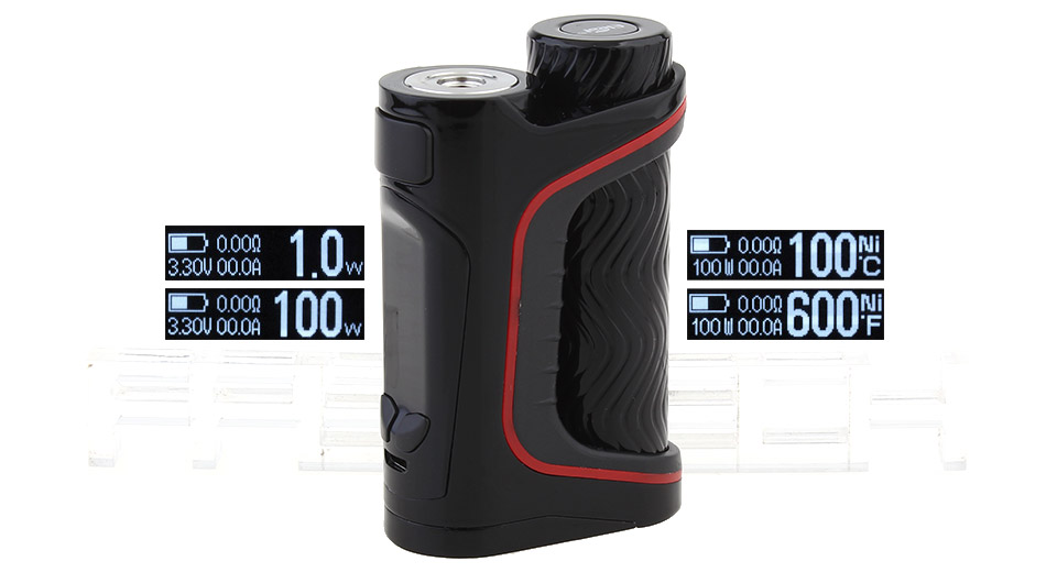 Authentic Eleaf iStick Pico S 100W TC VW APV Box Mod