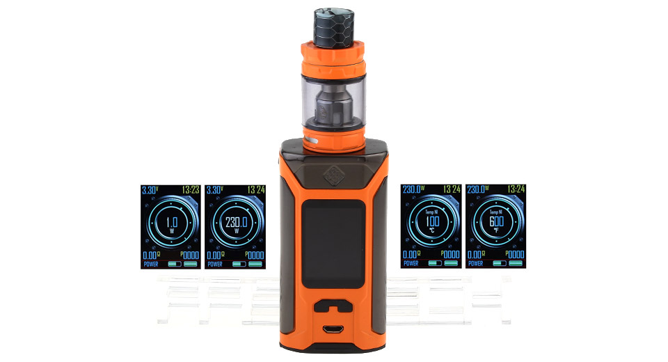 Product Image: authentic-wismec-sinuous-ravage230-230w-tc-vw-apv
