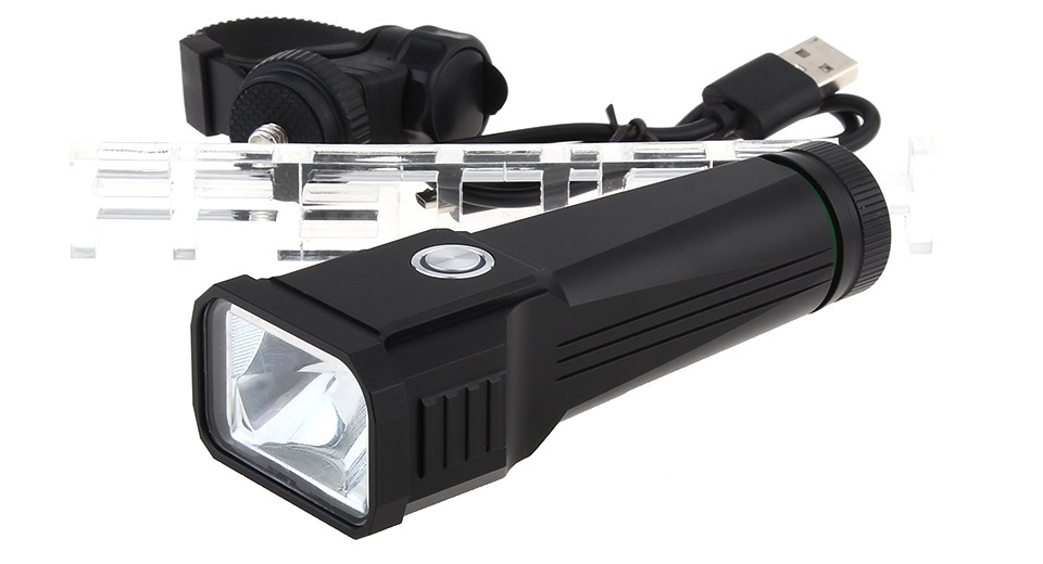 Product Image: 1-led-3-mode-1000lm-bicycle-led-front-light
