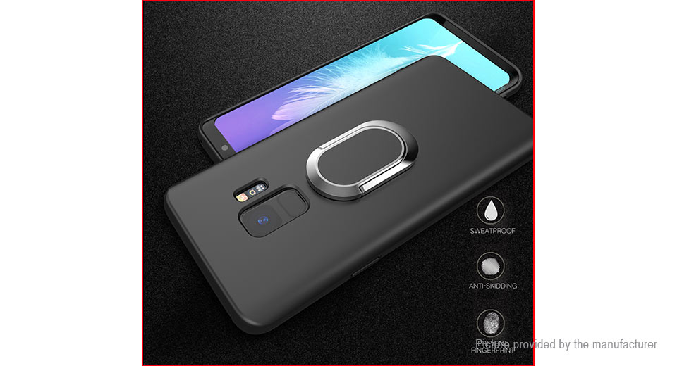TPU Protective Back Case Cover for Samsung Galaxy S9+