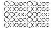 Rubber O-Ring Seals for E-Cigarettes (50 Pieces)