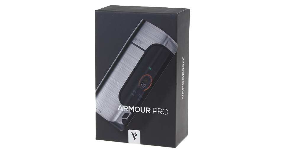 Authentic Vaporesso Armour Pro 100W VV VW TC APV Box Mod