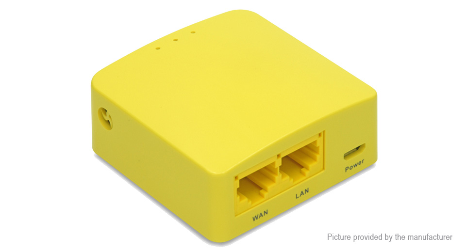 Authentic GL-iNet GL-MT300N 300Mbps Mini Smart Wireless Router