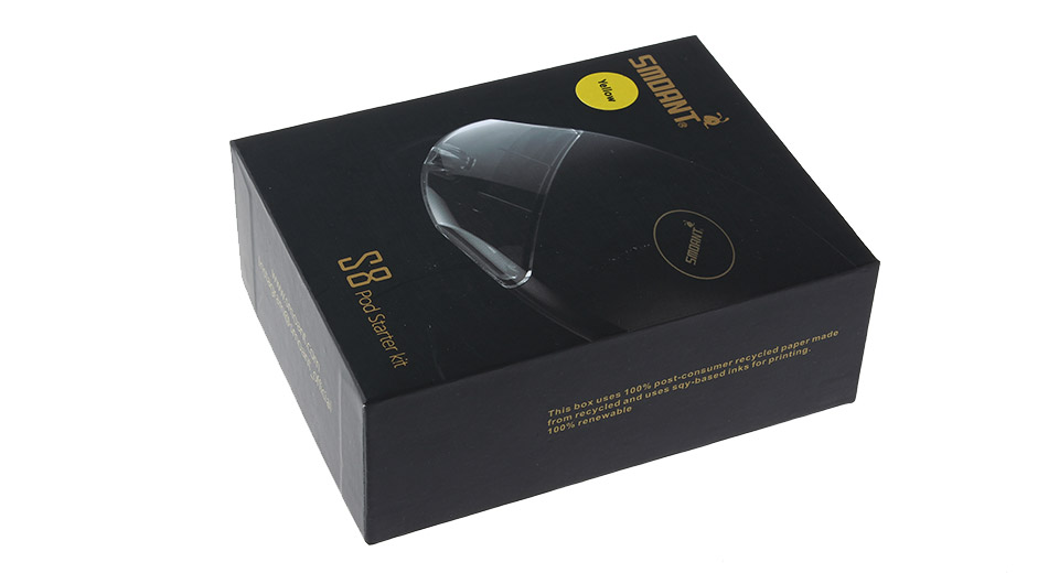 Authentic Smoant S8 Pod 370mAh Starter Kit
