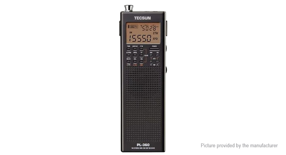 Product Image: tecsun-pl-360-world-band-digital-stereo-radio