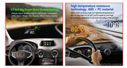 "WIIYII Q700 5.5"" Car HUD Head Up Display Windscreen Projector"