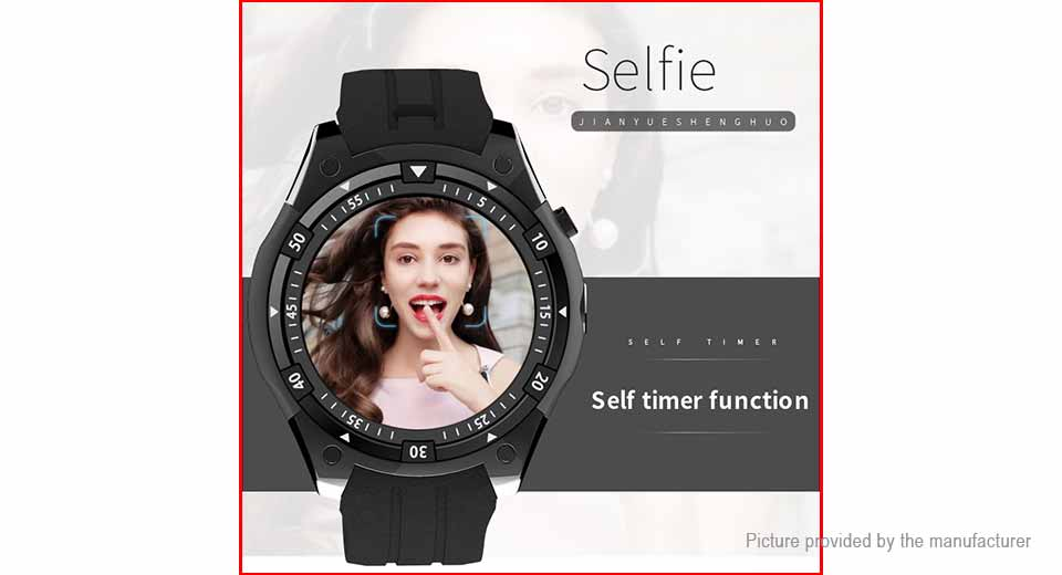 "X100 1.3"" Touch Screen 3G Smart Watch Phone"