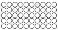 Rubber O-Ring Seals for E-Cigarettes (50-Pack)