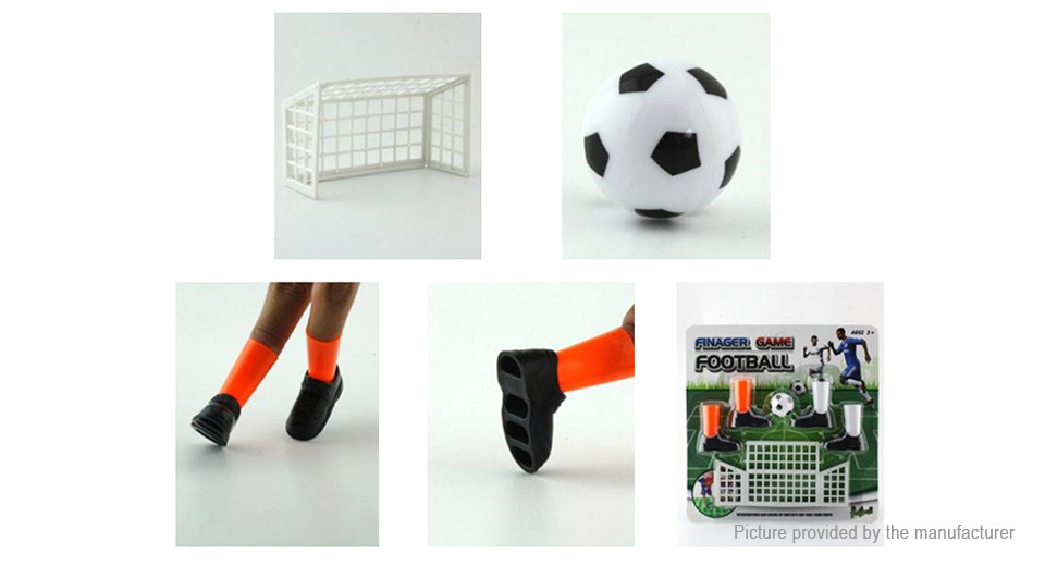 3 95 Ideal Party Finger Football Soccer Match Funny Finger Game Toy