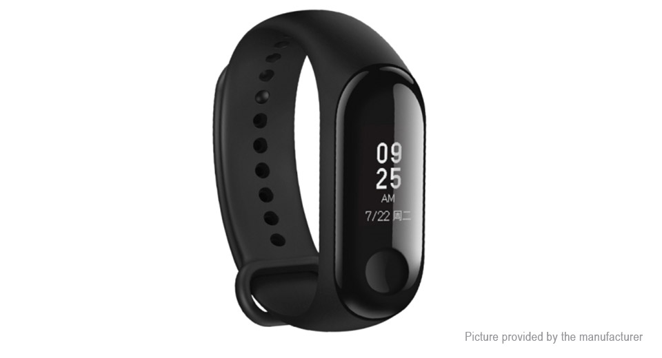 Authentic Xiaomi Mi Band 3 0 78'' OLED Touch Screen Smart Bracelet Wristband