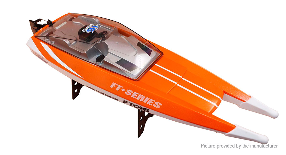 Product Image: feilun-ft016-2-4ghz-r-c-speedboat-racing-boat