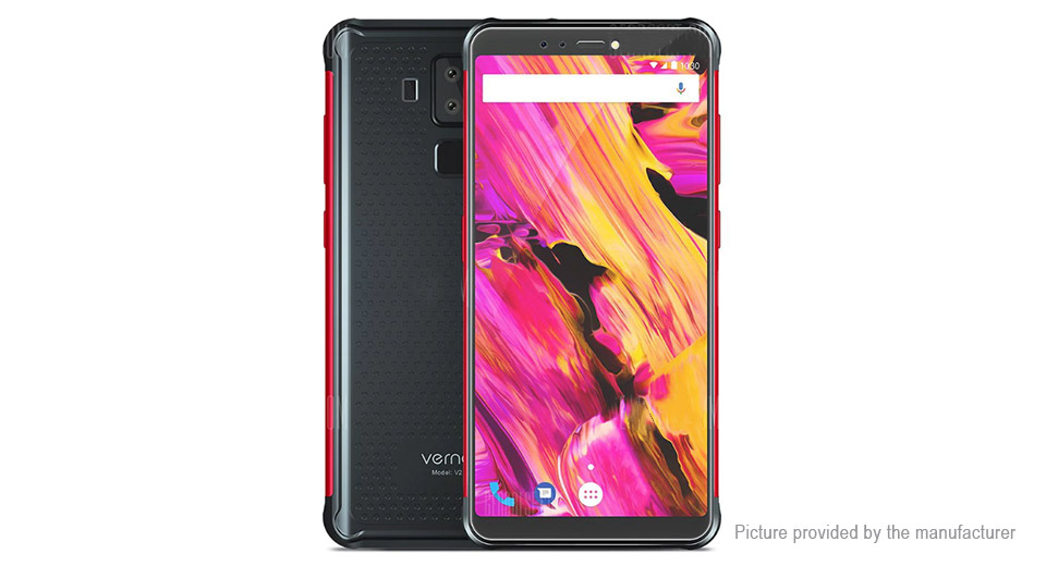 "Authentic Vernee V2 Pro 5.99"" IPS Octa-Core Oreo LTE Smartphone (64GB/EU)"