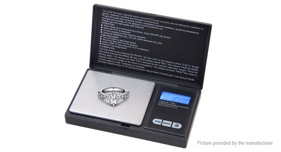 Product Image: mini-electronic-digital-jewelry-pocket-scale-200g