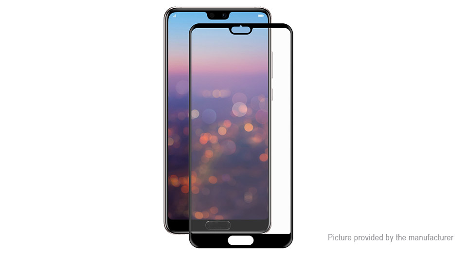 Hat.Prince 3D Tempered Glass Screen Protector for Huawei P20 Pro