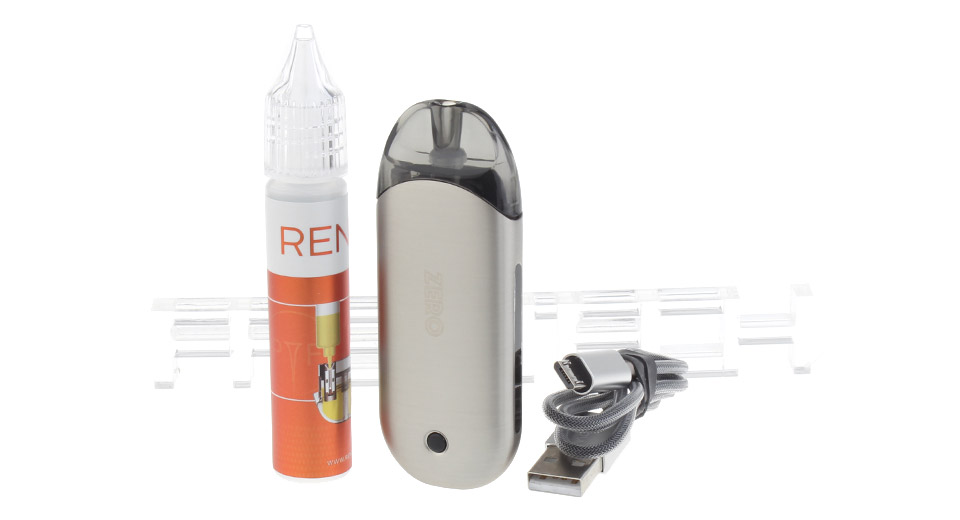 Authentic Vaporesso Renova Zero 650mAh VW TC E-Cigarette Starter Kit (Standard)