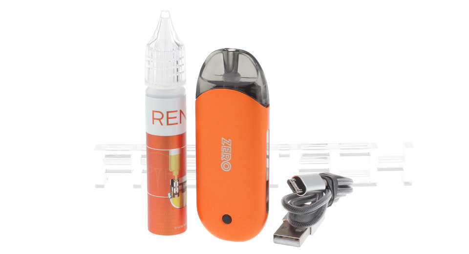 Authentic Vaporesso Renova Zero 650mAh VW TC E-Cigarette Starter Kit (TPD)