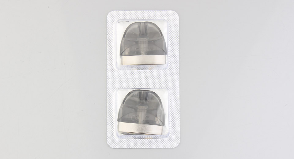 Authentic Vaporesso Renova Zero Replacement Pod Cartridge (2-Pack)