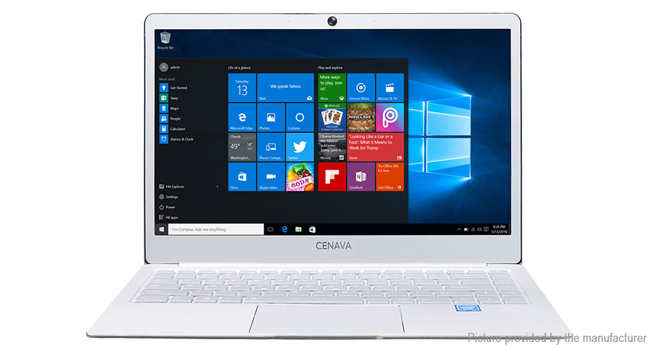 "CENAVA P14 14"" IPS Quad-Core Notebook (512GB/EU)"