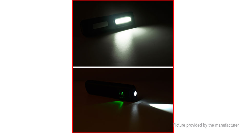 Yunmai 191 Outdoor Inspection LED Flashlight Work Light