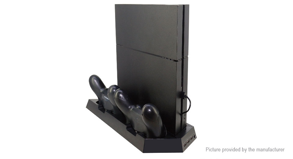 Product Image: dobe-tp4-023b-vertical-charging-stand-for-ps4-ps4