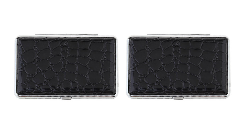 Product Image: metal-pu-leather-protective-storage-case-2-pack