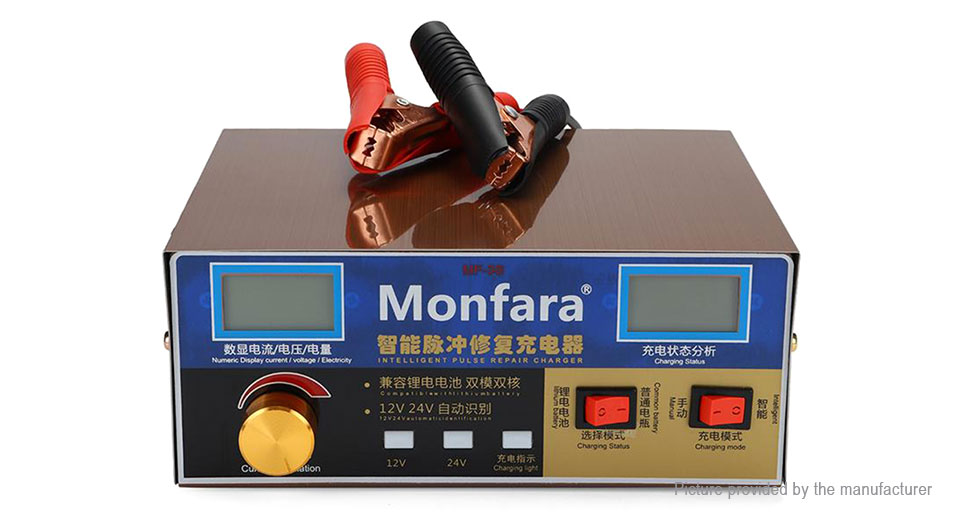 Product Image: monfara-mf-3s-car-motorcycle-intelligent-pulse