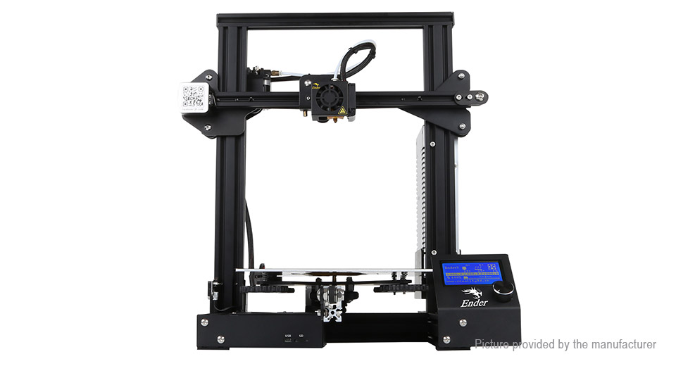 Authentic Creality Ender-3 3D Printer DIY Kit (EU)