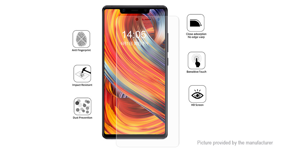 Hat.Prince 3D TPU + TPE + PET Screen Protector for Xiaomi Mi 8 SE