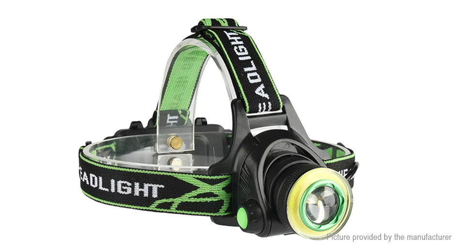 Product Image: yunmai-7403-led-headlamp-w-focus-zoom